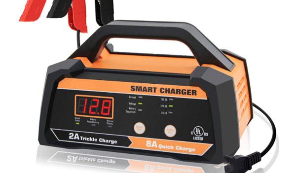 شارژر باتری خودرو Ampeak-battery