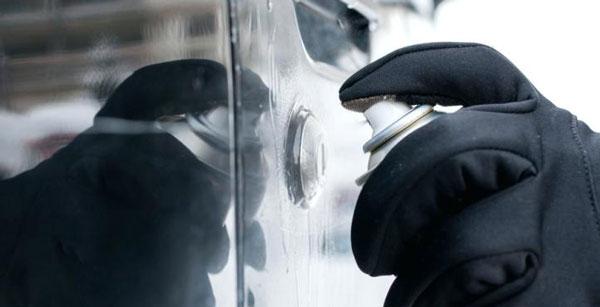 یخ زدن قفل خودرو